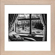 Escures - Ready Framed